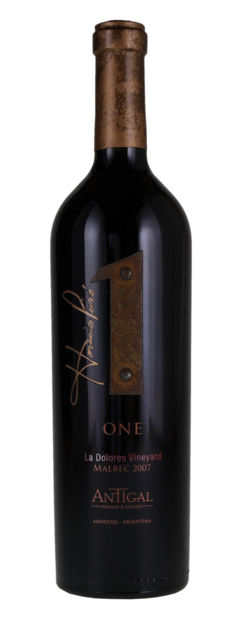 One Malbec La Dolores Vineyard  - 750ml