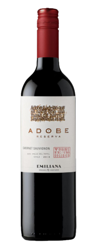 Adobe Cabernet Sauvignon  - 750ml