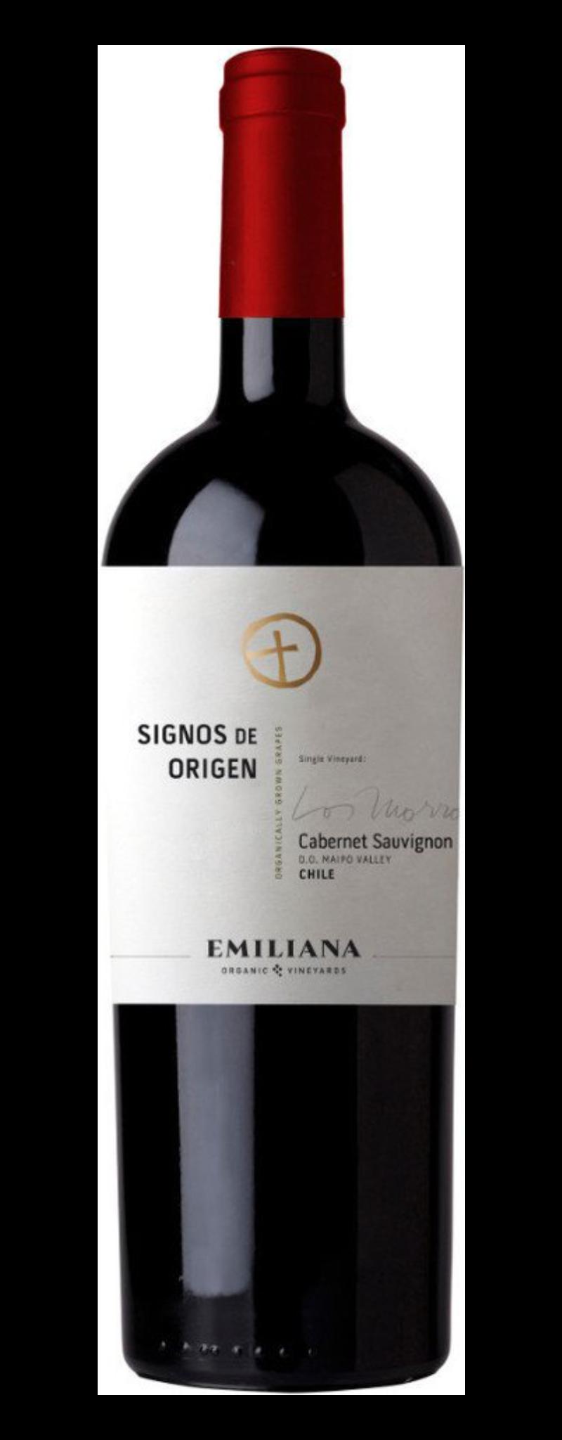 Signos de Origen Cabernet Sauvignon  - 750ml