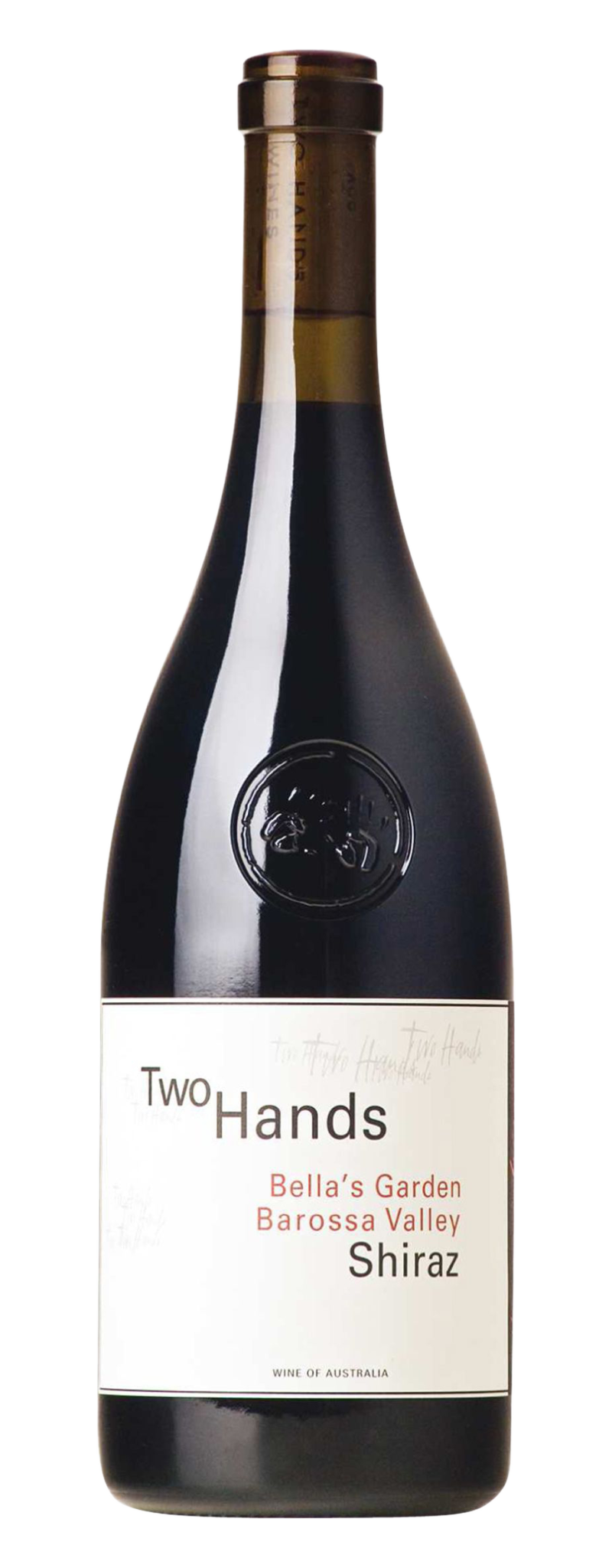 Two Hands Bella's Garden Shiraz  - 750ml