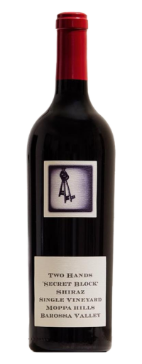 Two Hands Secret Block Shiraz  - 750ml