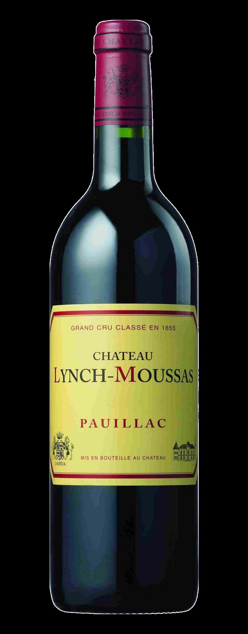 Chateau Lynch Moussas 2009  - 750ml