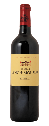 Chateau Lynch Moussas 2010  - 750ml