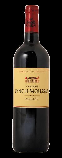 Chateau Lynch Moussas 2010  - 750ml