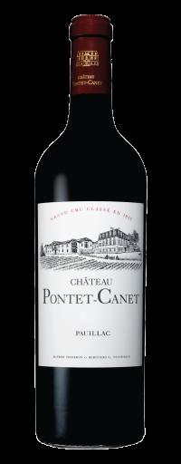 Chateau Pontet Canet 2014  - 750ml
