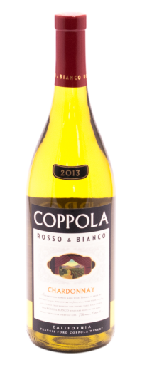 Coppola Rosso & Bianco Chardonnay  - 750ml