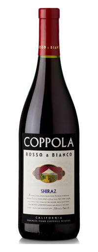 Coppola Rosso & Bianco Shiraz  - 750ml