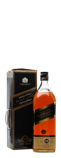 JOHNNIE WALKER BLACK LABEL  - 750ml