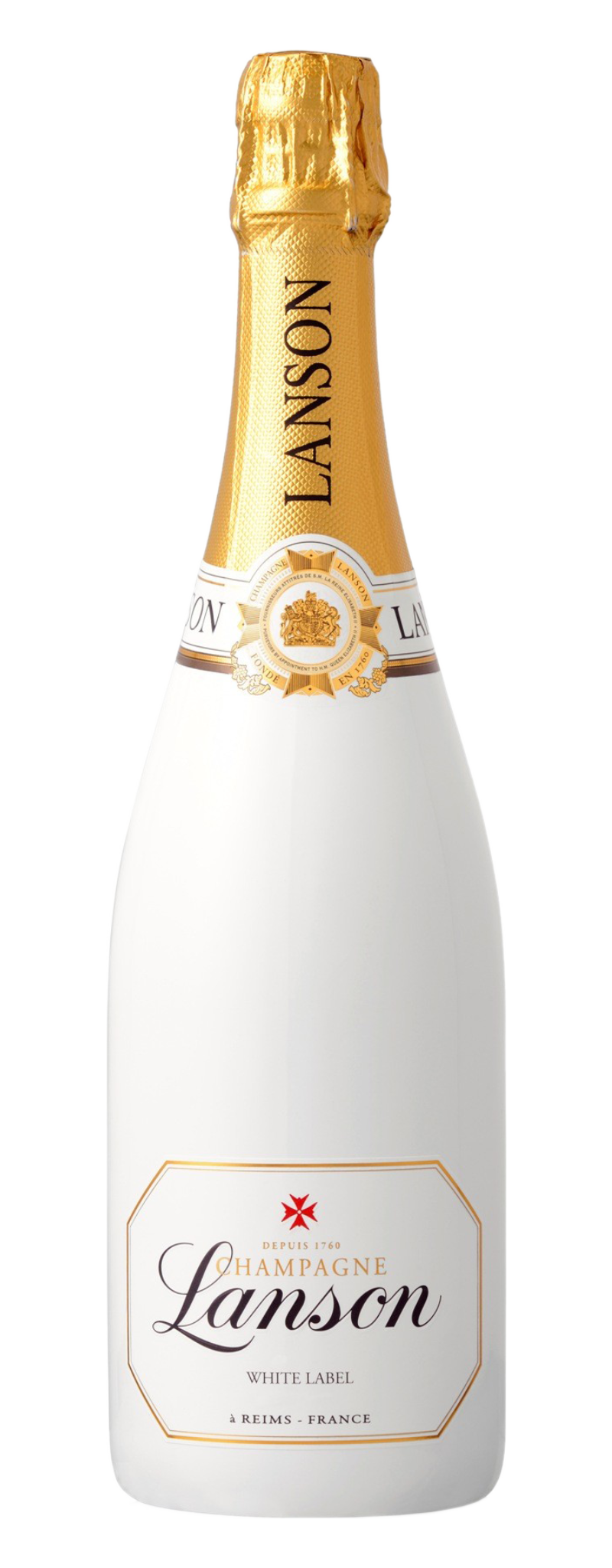 Champagne Lanson White Label  - 750ml