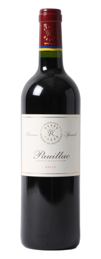 Réserve Pauillac Spéciale 2014  - 750ml