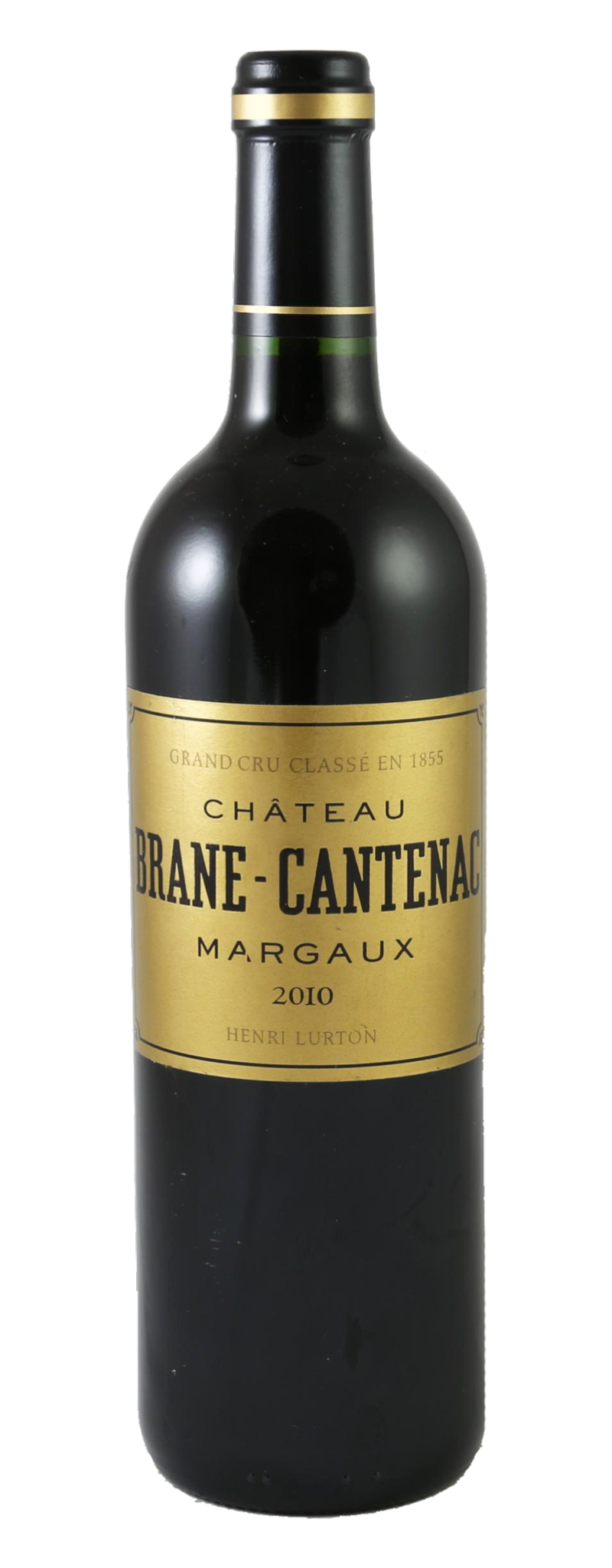 Chateau Brane Cantenac 2010  - 750ml