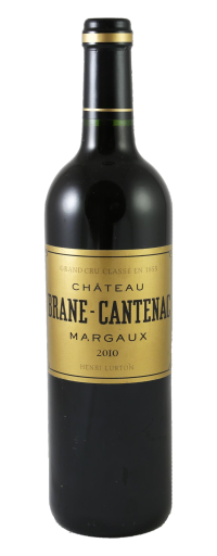 Chateau Brane Cantenac 2010  - 750ml