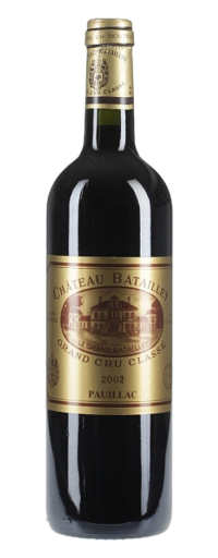 Chateau Batailley 2002  - 750ml
