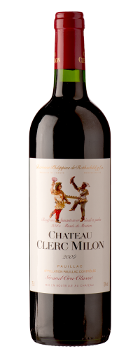 Chateau Clerc Milon 2009  - 750ml