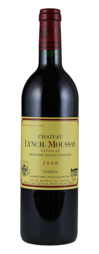 Chateau Lynch Moussas 2000  - 750ml