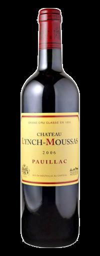 Chateau Lynch Moussas 2006  - 750ml
