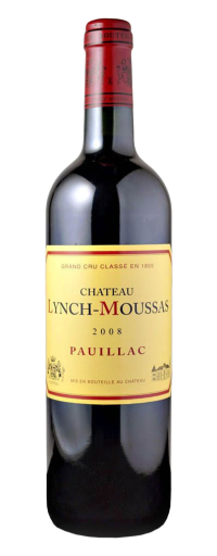 Chateau Lynch Moussas 2008  - 750ml