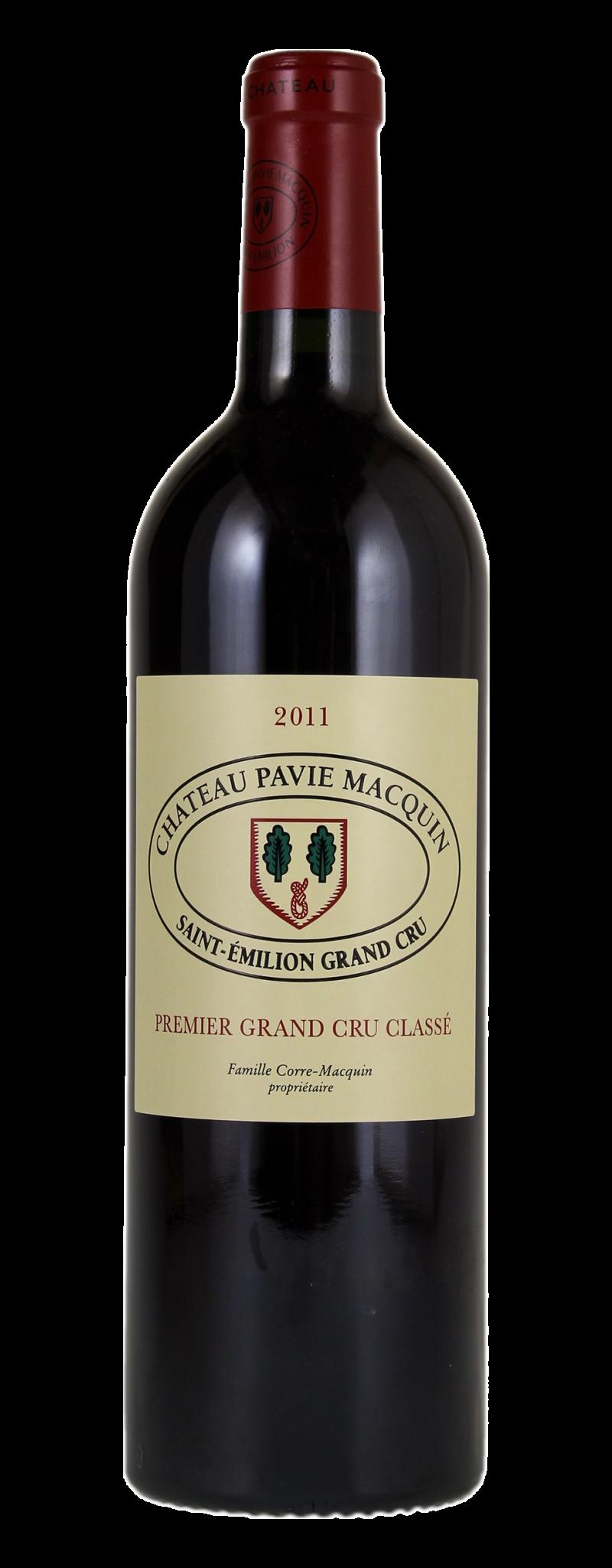 Chateau Pavie Macquin 2011  - 750ml