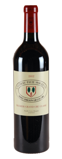 Chateau Pavie Macquin 2012  - 750ml