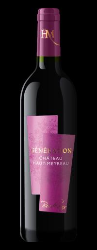 Château Haut Meyreau Génération Bordeaux 2015  - 750ml