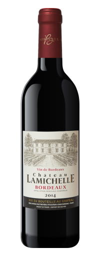 Chateau Lamichelle Bordeaux 2015  - 750ml