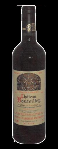 Chateau Bouteilley Premieres Cotes de Bordeaux  - 6L