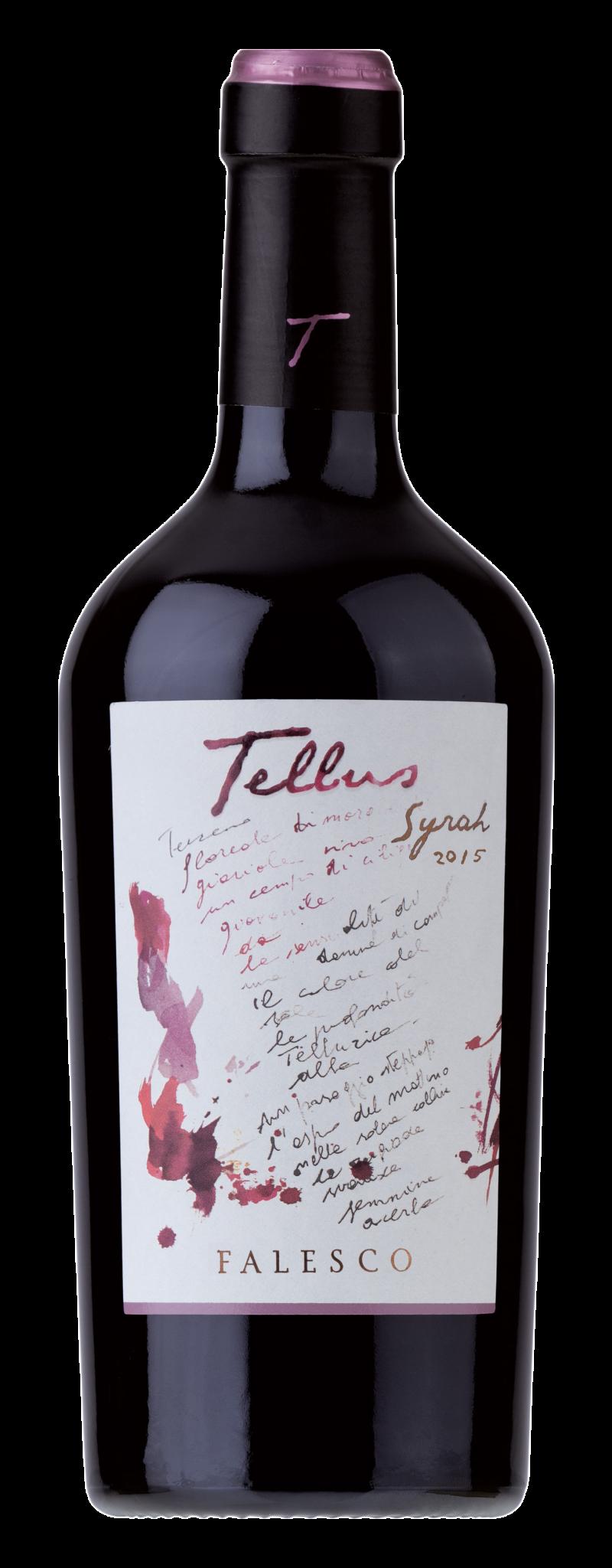 """Falesco """"Tellus"""" Syrah Lazio IGP  - 750ml"""