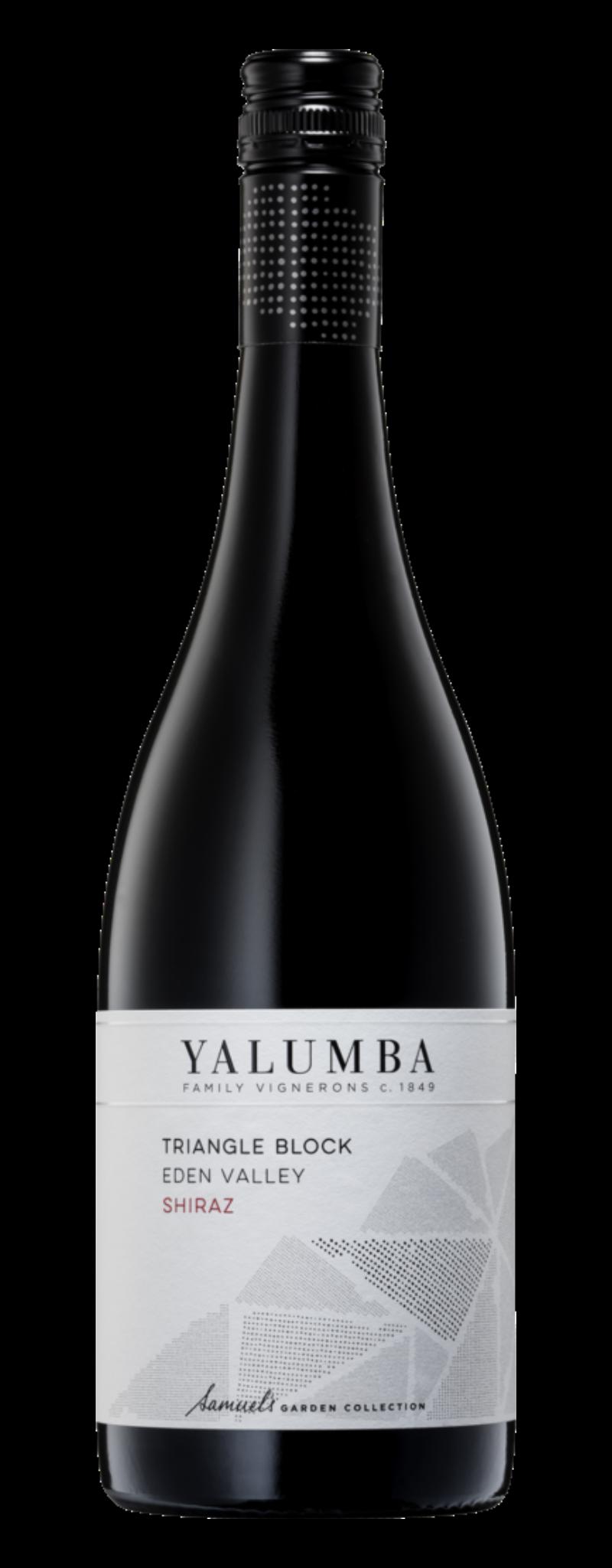 "Yalumba ""Triangle Block"" Shiraz Viognier  - 750ml"
