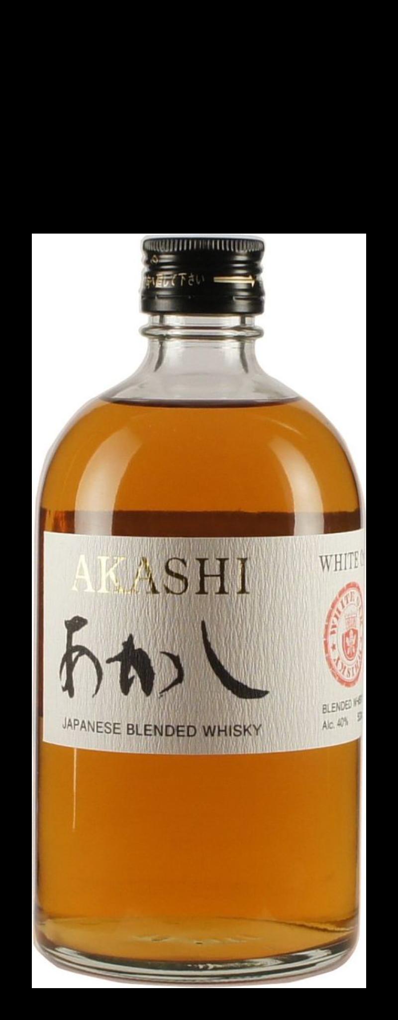 Akashi White Oak Blended Whisky  - 500ml