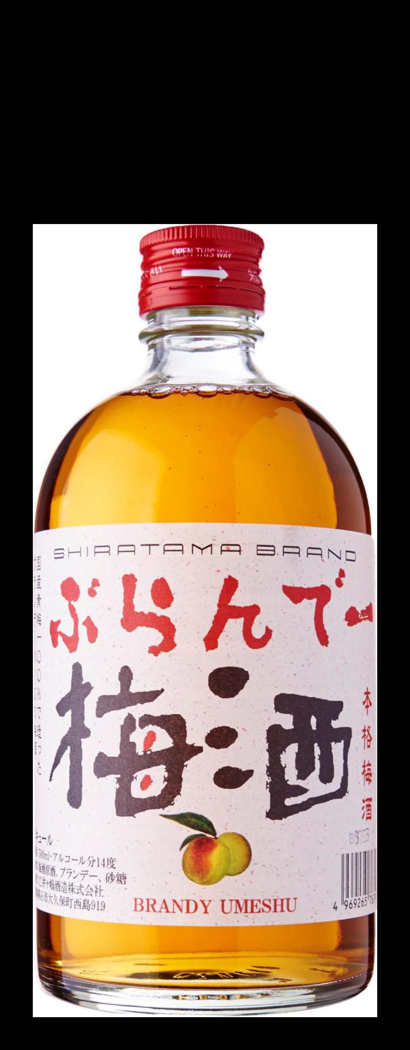 Umeshu Brandy  - 500ml