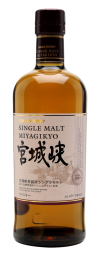 Nikka Miyagikyo  Single Malt Whisky  - 700ml