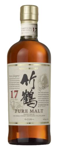 Nikka Taketsuru  Pure Malt 17 Years Old  - 700ml