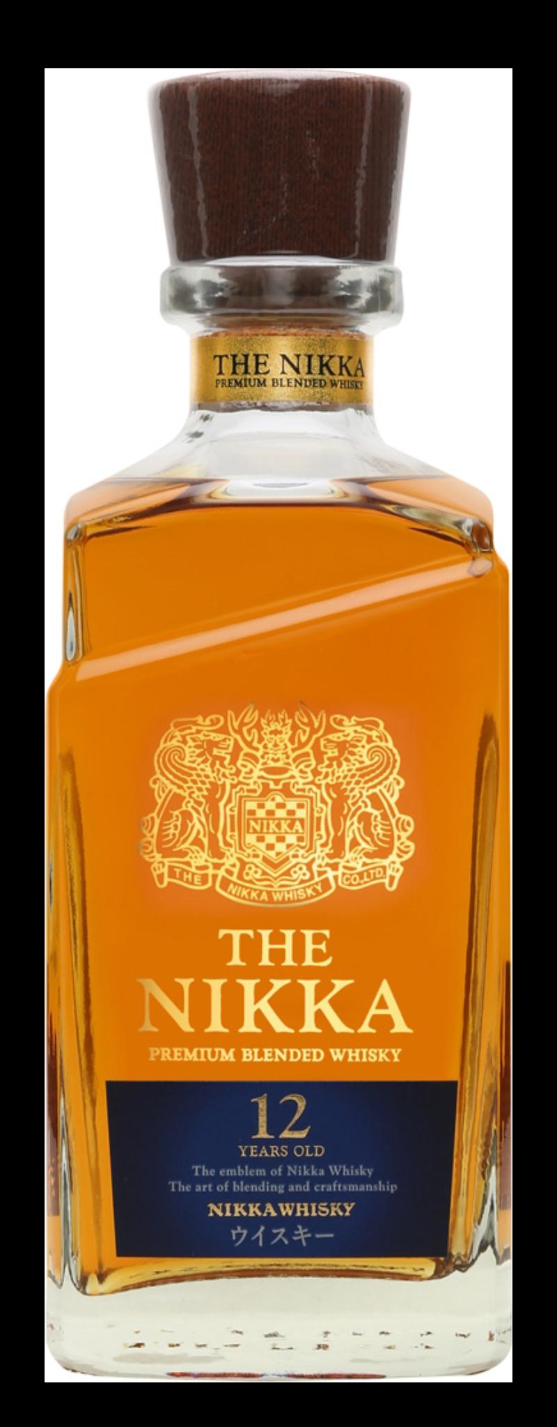 The Nikka Premium Blended Whisky 12 YO  - 700ml