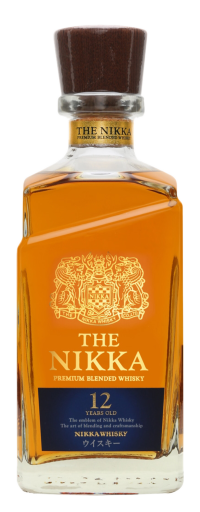 The Nikka Premium Blended Whisky 12 YO  - 700ml