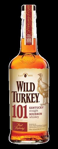 WILD TURKEY  BOURBON 101  - 700ml