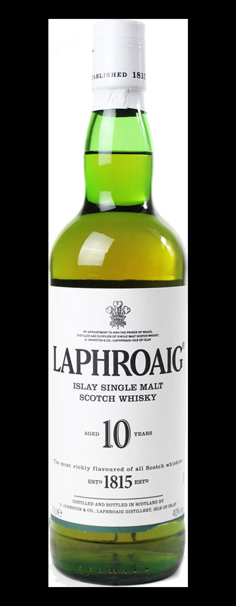 Laphroaig 10  - 700ml