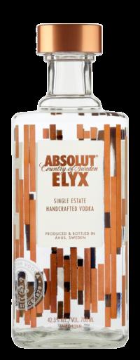 Absolut Elyx  - 4.5L