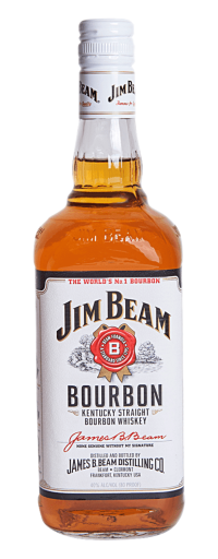 Bourbon Jim Bean  - 750ml