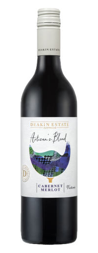 Deakin estate artisan's blend cabernet merlot  - 750ml