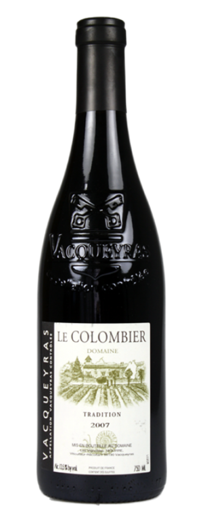 le Colombier Domaine Vacqueyras Tradition  - 750ml