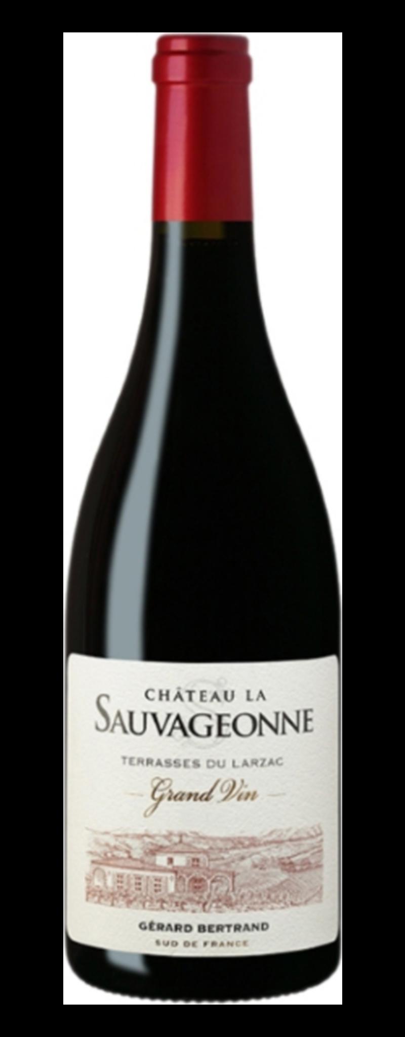 """Gerard Bertrand """"La Sauvageonne"""" Coteaux du Languedoc  - 750ml"""