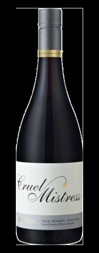 Ad Hoc Cruel Mistress Pinot Noir  - 750ml