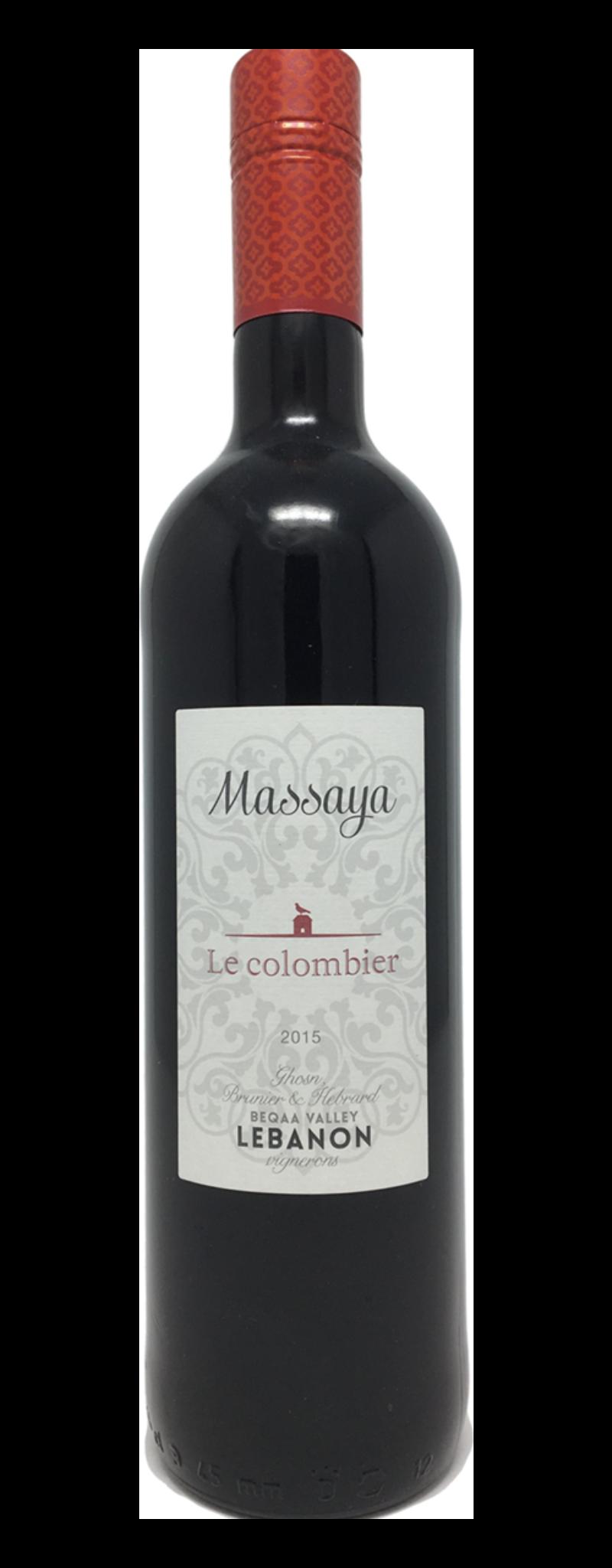 Massaya La colombier  - 750ml