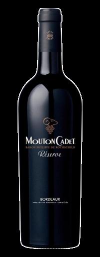 Baron Philippe de Rothschild, Reserve Mouton Cadet Bordeaux  - 750ml