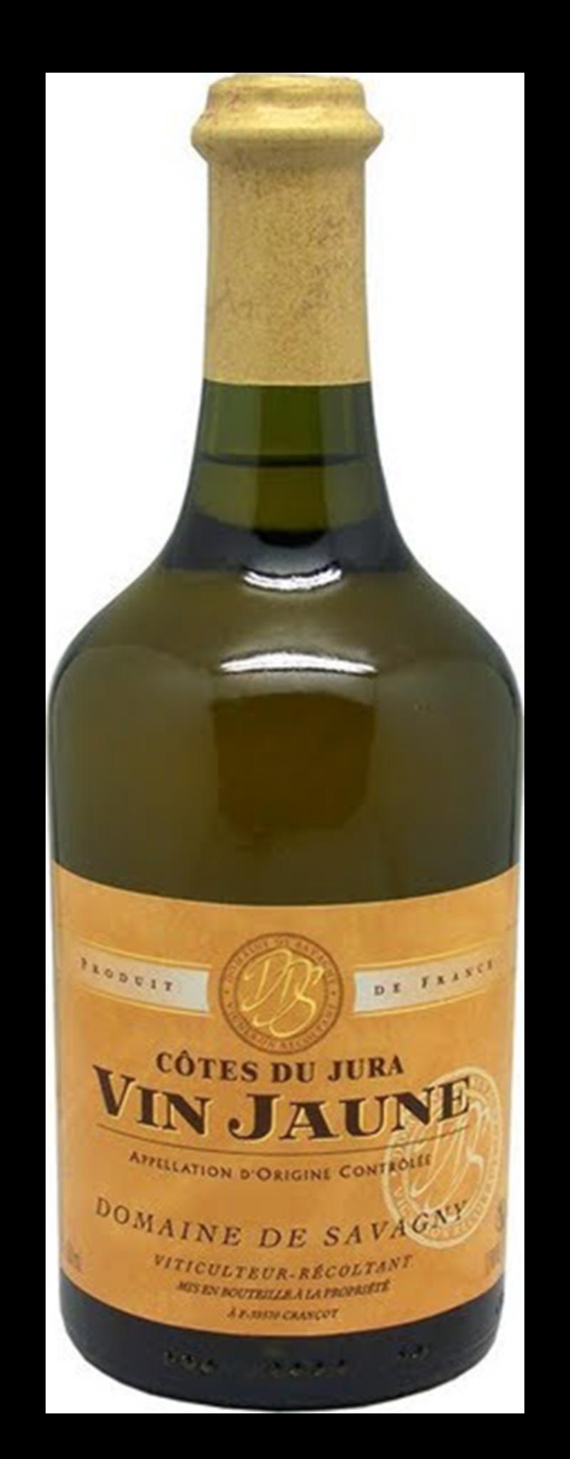 Domaine De Savagny cotes du jura vin jaune 62 cl  - 620ml