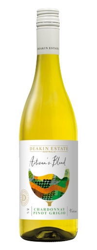 Deakin estate artisan's blend chardonnay  - 750ml
