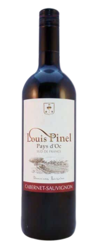 Louis Pinel, Pinot Noir, IGP d'Oc  - 750ml