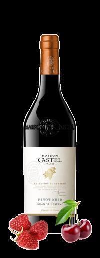 Maison Castel, Grande Reserve Pinot Noir, IPG d'Oc  - 750ml