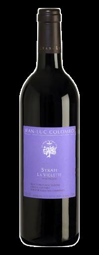 """Jean Luc Colombo, """"La Violette"""" Syrah, Igp d'Oc  - 750ml"""