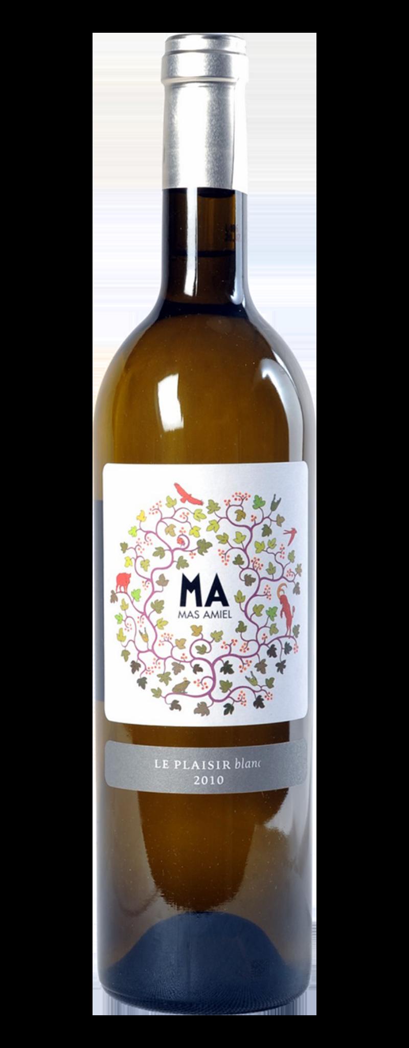 Mas Amiel, Le Plaisir, Cotes du Roussillon  - 750ml